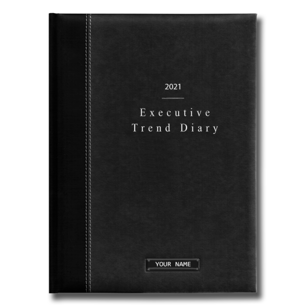2021 Executive Trend Diary Cover